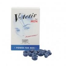 Возбуждающие капсулы для мужчин V-Active 20 шт