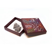 Шоколад с афродизиаками для женщин JuLeJu Sweet Heart Chocolate 9 грамм