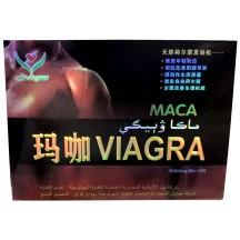 Возбуждающие капсулы для мужчин Viagra Maca 10 шт