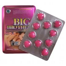 Возбуждающие капсулы для мужчин Big Brother 10 шт