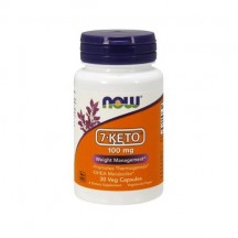 Бад для мужчин Now 7-Keto 100 мг 60 капсул
