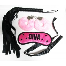 Бондажный набор Diva