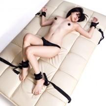 Комплект ремней для бондажа к кровати