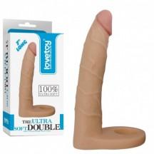 Насадка для двойного проникновения The Ultra Soft Double