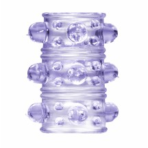 Насадка на пенис Rings Armour purple