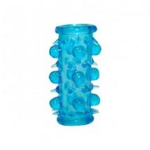 Насадка Pure Silicone голубая