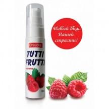 Оральный гель Tutti-frutti малина 30 гр