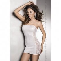 Сексуальное белое платье Vena L/XL