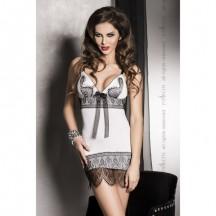 Белое платье Samara S/M