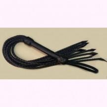 Кожаная плеть девятихвостка Hand Made