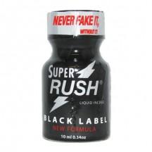 Попперс Super Rush Black Label 10 ml (U.S.A.)