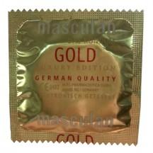 Презерватив Masculan Ultra Type 5 Gold золотой 1 шт