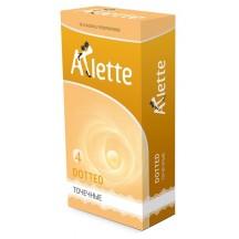 Презервативы Arlette №12 Dotted Точечные