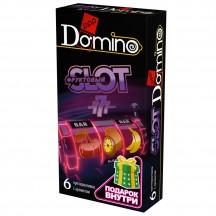 Презервативы Domino Premium фруктовый slot 6 шт + подарок