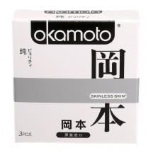 Презервативы Okamoto Skinless Skin Purity №3