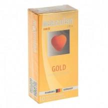 Презерватив Masculan Ultra Type 5 Gold золотые 10 шт