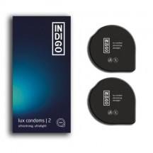 Презервативы Indigo Lux №2 ультрапрочные и ультратонкие