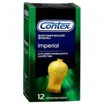 Презервативы Contex №12 Imperial плотнооблегающие