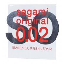 Полиуретановые презервативы Sagami Original 0,02 1 шт