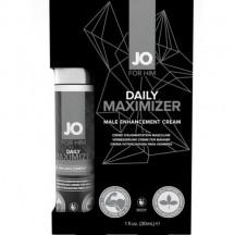 Пролонгирующий крем для пениса JO Daily Maximizer 30 мл