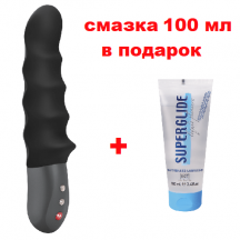 Пульсатор Fun Factory Stronic Surf, черный
