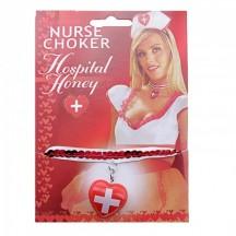 Карнавальный кулон Медсестра