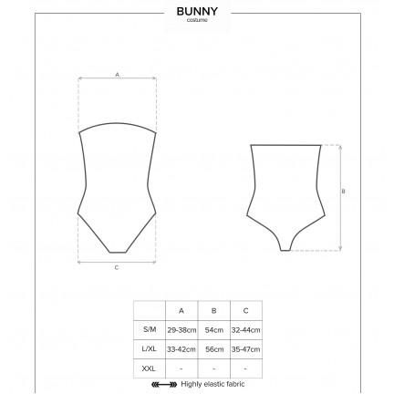 Костюм Сексуальный кролик Bunny S/M