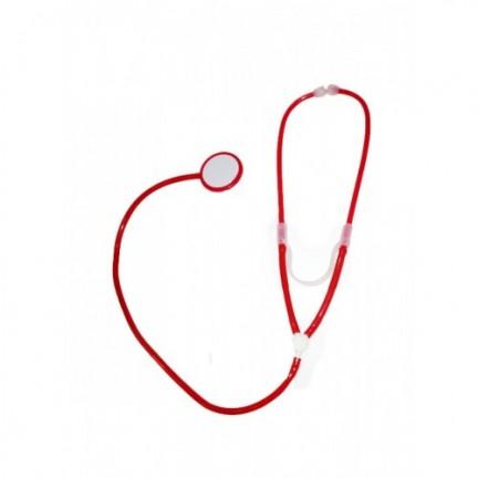 Стетоскоп красный