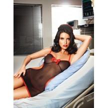 Костюм Сексуальная медсестра на ночном дежурстве XL/XXL