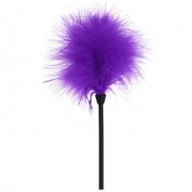 Фиолетовый тиклер с пушком