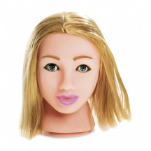 Мастурбатор в виде головы блондинки PDX Fuck My Face Blonde