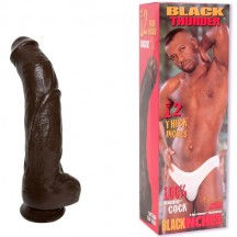Фаллос-реалистик Black Thunder