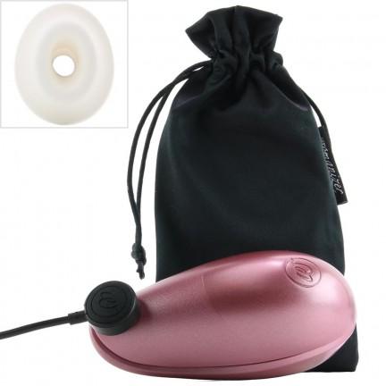 Бесконтактный вакуумно-волновой стимулятор клитора Womanizer Liberty розовый