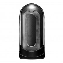 Мастурбатор Tenga Flip Zero с вибрацией, черный