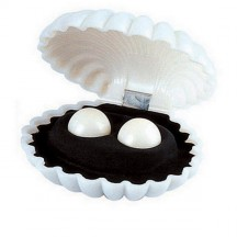 Вагинальные шарики Жемчужины удовольствия белые