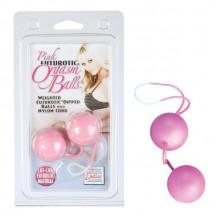 Вагинальные шарики Orgasm Balls (Krystal Steal Futurotic)