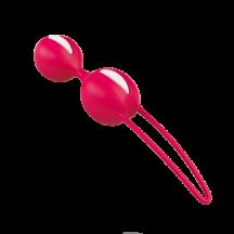 Шарики вагинальные Fun Factory Smartballs Teneo Duo красные