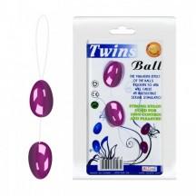 Анально-вагинальные шарики на веревке