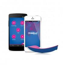 Вибростимулятор BlueMotion Nex 1 с возможностью дистанционного управления от смартфона