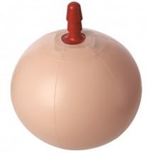 Надувной фитбол со штырьком для насадок Vac U Lock E z Rider Ball With Plug