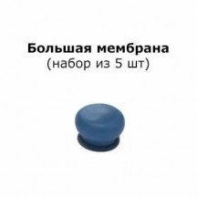 Адгезионная мембрана большого размера, 5 шт.