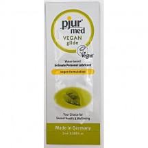 Пробник лубриканта pjur MED Vegan glide 2 мл