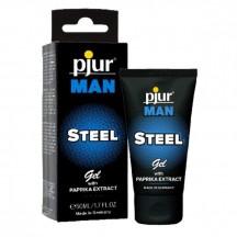 Лубрикант pjur Man Steel Gel 50 мл
