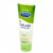 Durex Интимный гель-смазка Naturals 100 мл