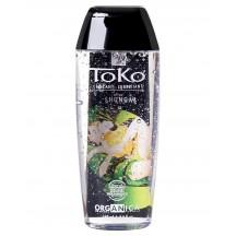 Органический любрикант Shunga Toko Organica 165 мл