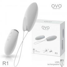 Виброяйцо OVO R1 на дистанционном управлении