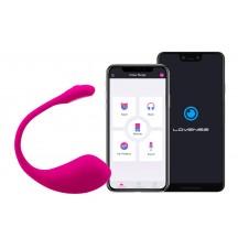 Lovense Lush версия 2.0 мощный вибростимулятор с возможностью управления через смартфон