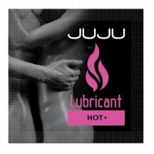 Возбуждающий лубрикант Juju Hot 3 мл, пробник