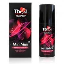 Лубрикант для женщин MiniMini с эффектом узкий вход 50г
