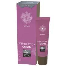 Стимулирующий женский крем Stimulation Cream Shiatsu 30 мл